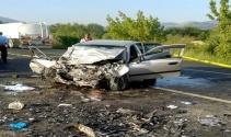 Antalyada 4 kişinin öldüğü kazadan dram çıktı