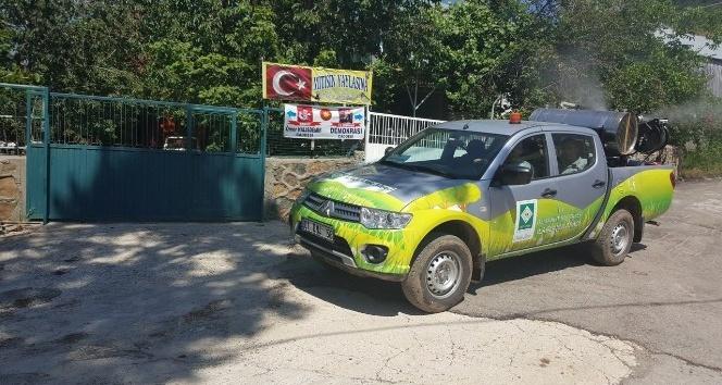 Osmaniye Belediyesinden Zorkun Yaylasına hizmet