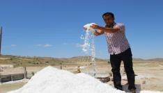 (Özel haber) Sivastan İspanyaya doğal kaynak tuzu