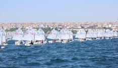 Uluslararası yelken yarışları Tekirdağda başladı