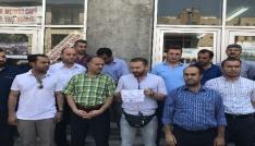 Iğdırda Kudüs için basın açıklaması