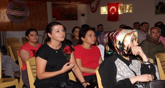 """Sumbasta """"Teknoloji Bağımlılığı, Öfke Kontrolü, Evlilik Öncesi Eğitimi"""""""