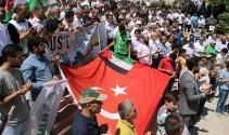 Yurdun her yerinde İsrail protestoları