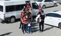Türkiyeyi kana bulayacak katiller Mardinde yakalandı