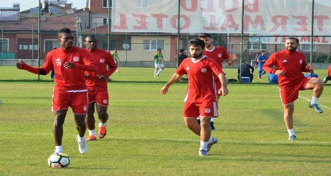 Sivassporda yeni sezon hazırlıkları