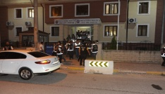 Sakaryada 200 polisle Huzur operasyonu gerçekleşti