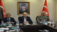 İçişleri Bakanı Soylu, Tuncelide