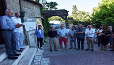 Süleymanpaşada İzlenim-Yorum Budapeşte Resim, Fotoğraf ve Seramik Sergisi açıldı
