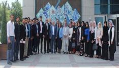 Erzurum Diplomasi Akademisinden Başkent mesaisi