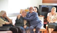 Başkan Yılmaz, Kalkavan ailesine taziyede bulundu