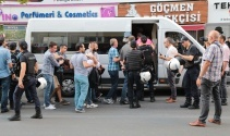 Başkentte Gülmen ve Özakça eyleminde 20 kişi daha gözaltına alındı