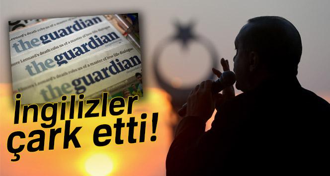 The Guardian, 'Kılıçdaroğlu yazınca Erdoğan yazmak istedi' yalanından geri adım attı