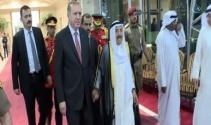 Cumhurbaşkanı Erdoğan Kuveyt'te...