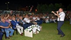 Adala şeftali festivali ile şenlendi