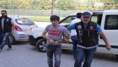 Uyuşturucu ticaretine 2 gözaltı