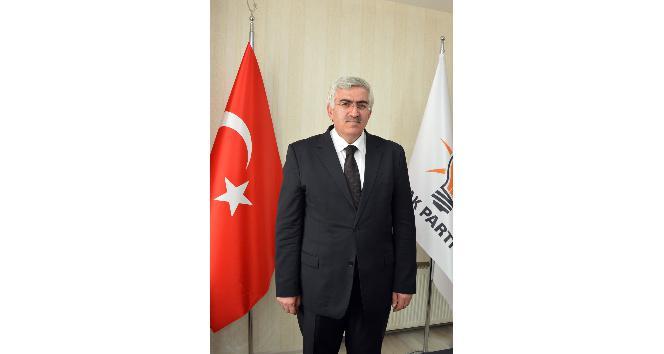 """AK Parti Erzurum İl Başkanı Öz: """"Basın demokratik hayatın vazgeçilmez parçası"""""""