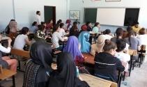 Silopi'de gazetecilik ve basın konulu seminer
