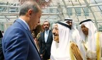 Cumhurbaşkanı Erdoğan, Katar'a uğurlandı