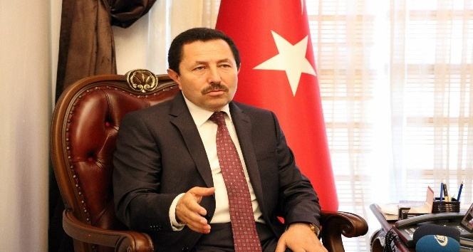 Sakarya Valisi İrfan Balkanlıoğlu hakkında çıkan haberlerle ilgili konuştu