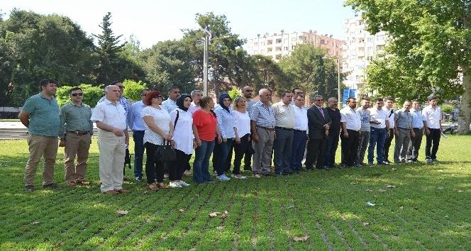 OGC üyeleri Gazeteciler ve Basın Bayramını kutladı