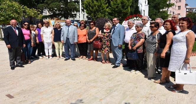 Tekirdağda Lozan Barış Antlaşmasının 94. yıl dönümü etkinlikleri