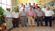 Salihli, Kula ve Selendi başkanlarından ortak toplantı