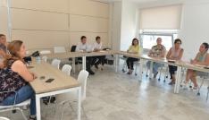 Beşiktaş Belediyesi Nilüferin örnek uygulamalarını inceledi