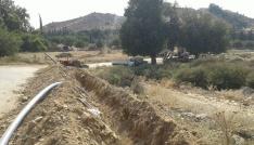 Alaşehirin su sıkıntısı çözüldü