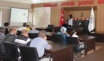 Dinar'da, 35 yükümlüye 'Stresle Başa Çıkma' yolları anlatıldı