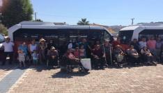 Manisa Büyükşehirden engellilere ulaşım desteği