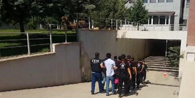 Gaziantep'te terör operasyonunda 6 tutuklama