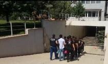 Gaziantepte terör operasyonunda 6 tutuklama