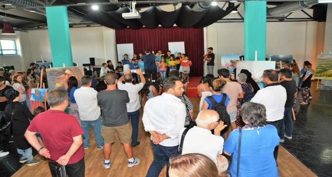 Uluslararası Plastik Sanatlar Çalıştayı sona erdi