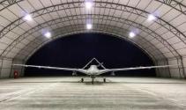 Elazığ'da insansız hava aracı düştü