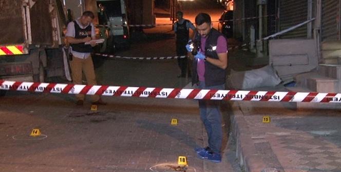 Bahçelievler'de iki aile arasında silahlı kavga: 3 yaralı