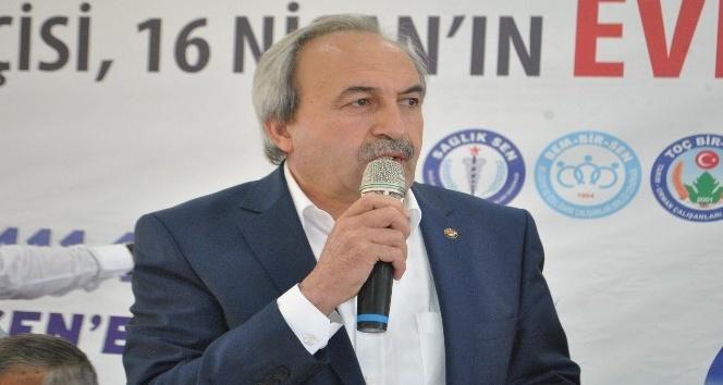 Aydın Kalkan, Milli Eğitim Müdürlüğünde Yanlışlıklar Devam Ediyor