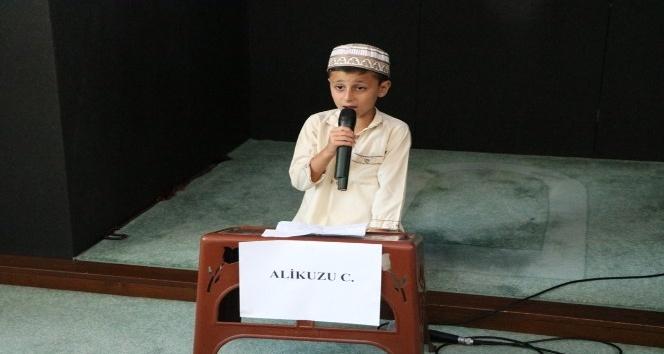 Sakaryada Cami ve çocuk buluşması programı gerçekleşti