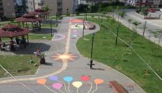 Çocuk oyunları bu parkta hayat bulacak