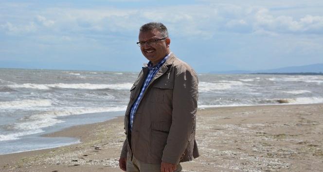 Karacabey sahilleri pırıl pırıl