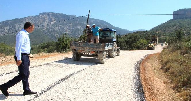 Başkan Turgut: Kesintisiz bir ulaşım ağı kurmaya çalışıyoruz