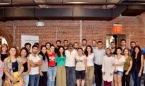 Genç girişimcilerin Chobani kampı sona erdi