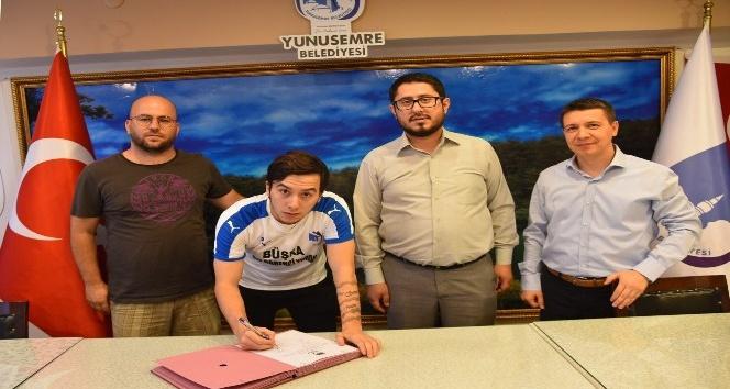 Yunusemre Belediyespordan yeni transfer