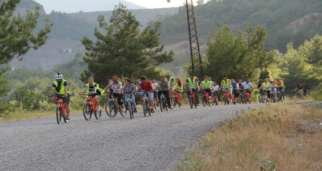 Bafrada Doğa Bisiklet Turu