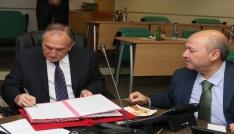 DSİ, Bolunun yeni içmesuyu hattını belediyeye devretti