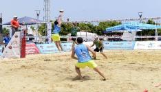 Uluslararası plaj voleybolu heyecanı Mersini saracak