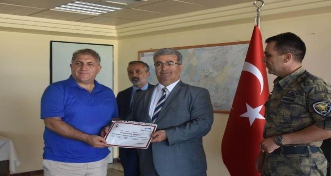 Yenişehir Havaalanına ödül