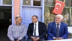 MHP heyetinden şehit öğretmenin ailesine taziye ziyareti