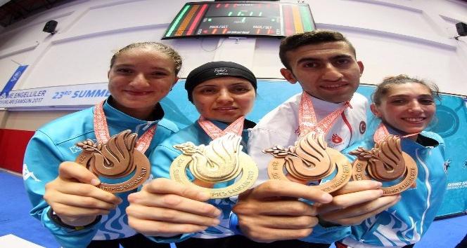 Deaflympicste 8. gün müsabakaları