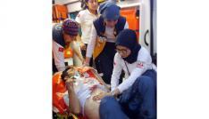 Samsunda bıçaklı saldırı: 1 yaralı