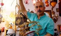 İstanbulun tarihini aydınlatan 40 yıllık avize ustası